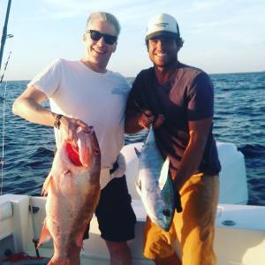 mutton snaper grenadines fishing jigging