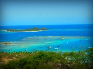 union island lagoon
