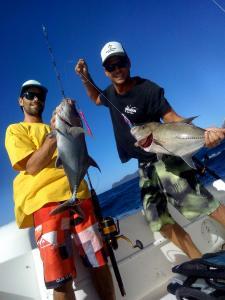 grenadines fishing vs kite trip grenadines