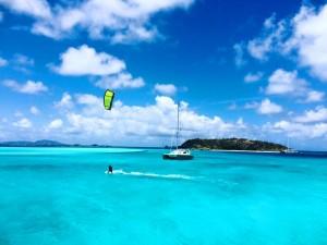 kite trip grenadines