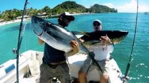 big tunas grenadines fishing
